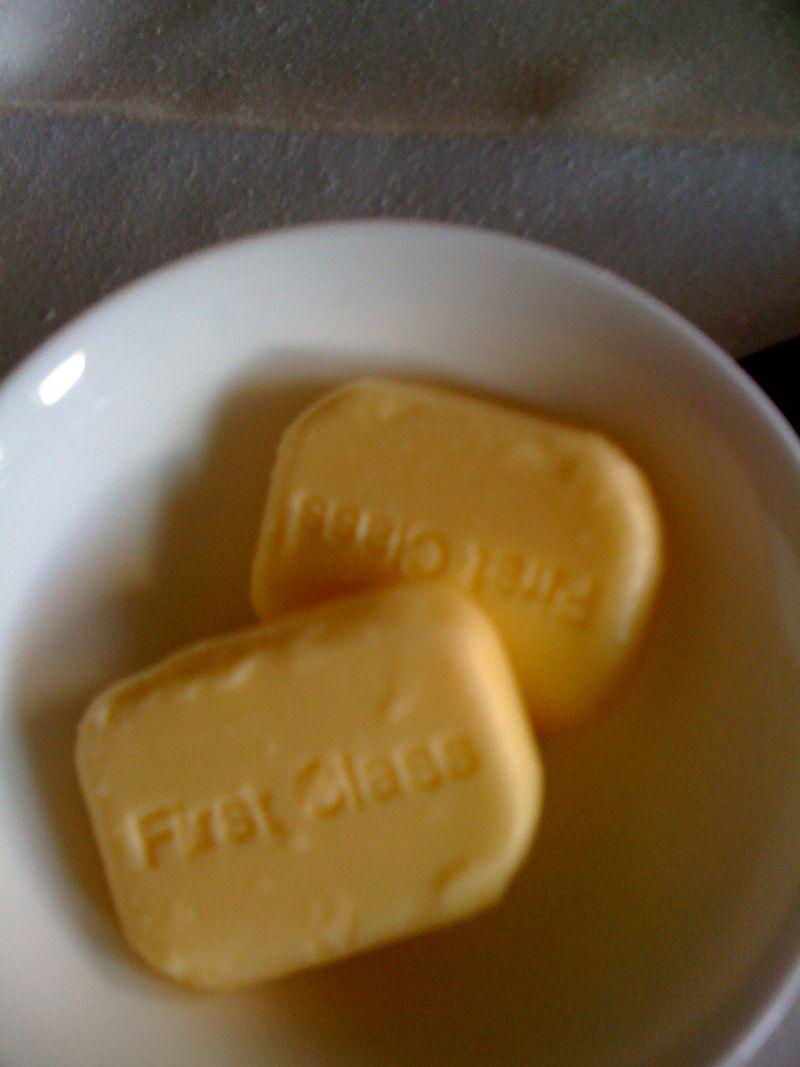 First class butter