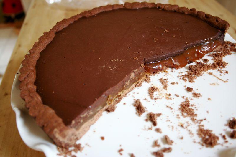 Whole tart